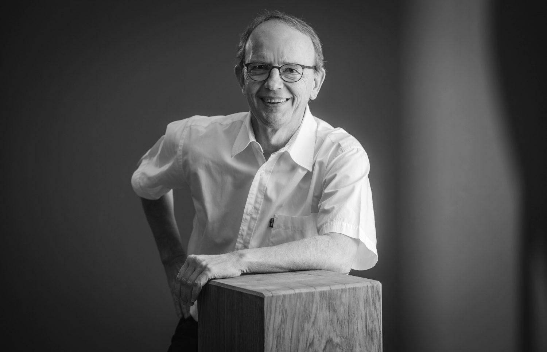 Ing. August Schwab, Geschäftsleitung.