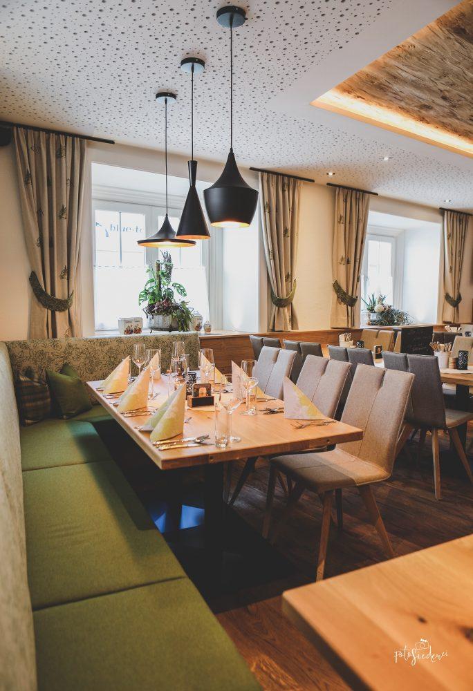 Restaurantbereich in Bock auf Müller's Wirthaus