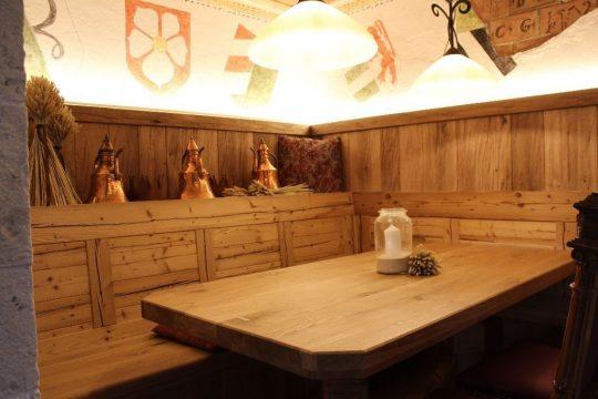 Uriger Stammtisch in der Ritterstube